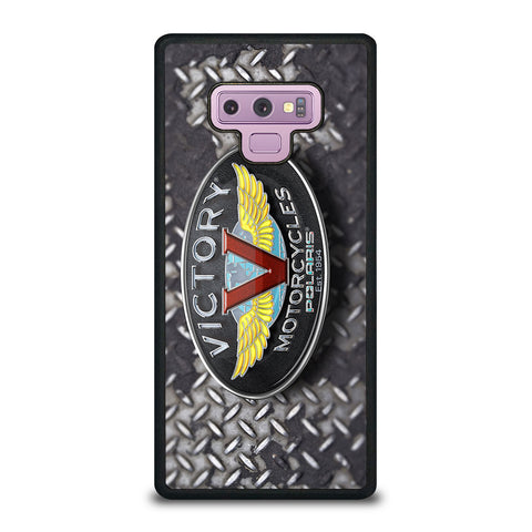 VICTORY MOTORCYCLES EMBLEM-samsung-galaxy-note-9-case-cover