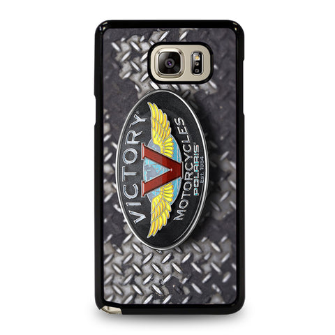 VICTORY MOTORCYCLES EMBLEM-samsung-galaxy-note-5-case-cover