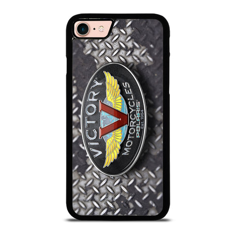 VICTORY MOTORCYCLES EMBLEM-iphone-8-case-cover