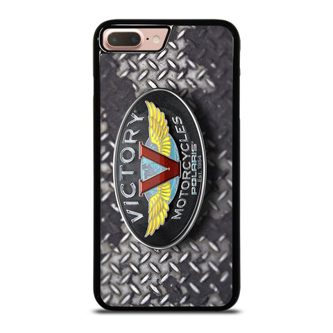 VICTORY MOTORCYCLES EMBLEM-iphone-8-plus-case-cover