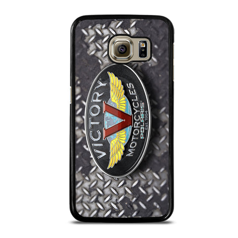 VICTORY MOTORCYCLES EMBLEM-samsung-galaxy-S6-case-cover