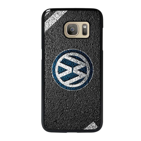 VW LOGO ROAD-samsung-galaxy-S7-case-cover