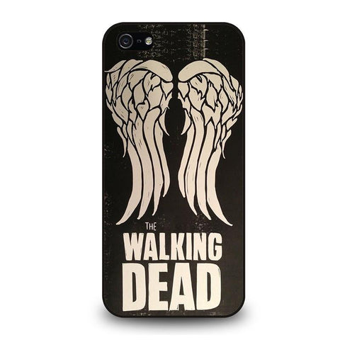 WALKING-DEAD-DARYL-DIXON-WINGS-iphone-5-5s-case-cover