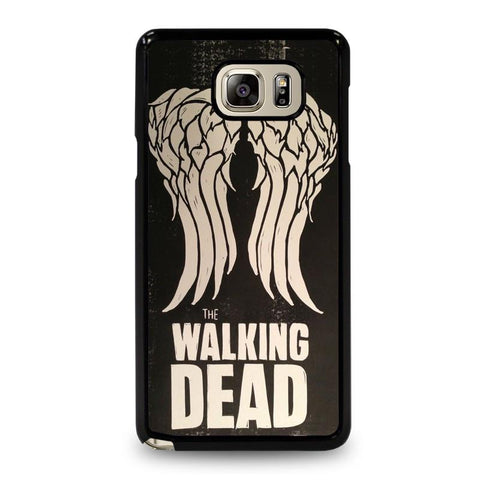 WALKING-DEAD-DARYL-DIXON-WINGS-samsung-galaxy-note-5-case-cover