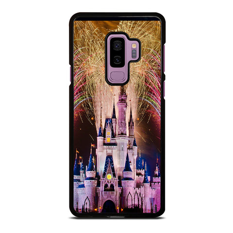 WALT DISNEY CASTLE Samsung Galaxy S9 Plus Case Cover