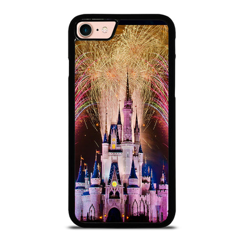 WALT DISNEY CASTLE iPhone 8 Case Cover
