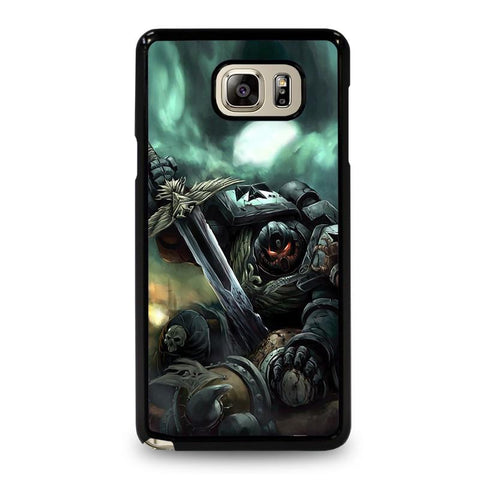 WARHAMMER-BLACK-TEMPLAR-samsung-galaxy-note-5-case-cover