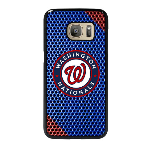 WASHINGTON NATIONAL PLATE LOGO-samsung-galaxy-S7-case-cover