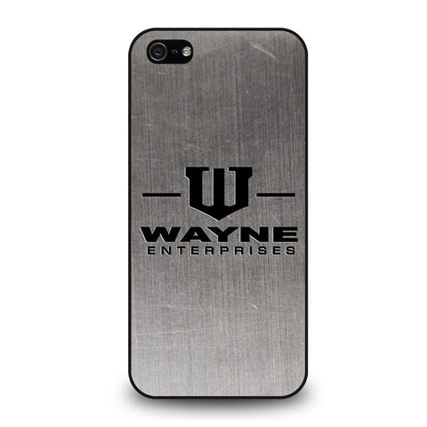 WAYNE-ENTERPRISES-iphone-5-5s-case-cover
