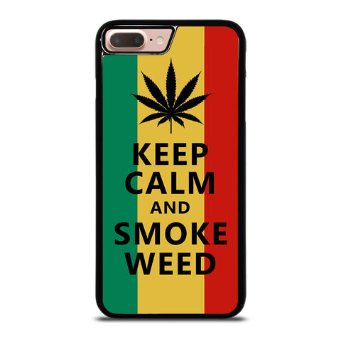 WEED MARIJUANA QUOTES-iphone-8-plus-case-cover