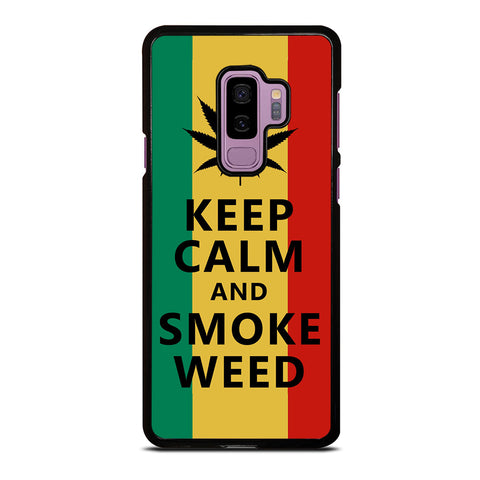 WEED MARIJUANA QUOTES Samsung Galaxy S9 Plus Case Cover