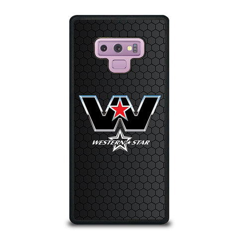 WESTERN STAR-samsung-galaxy-note-9-case-cover