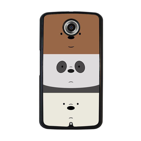 WE-BARE-BEARS-nexus-6-case-cover