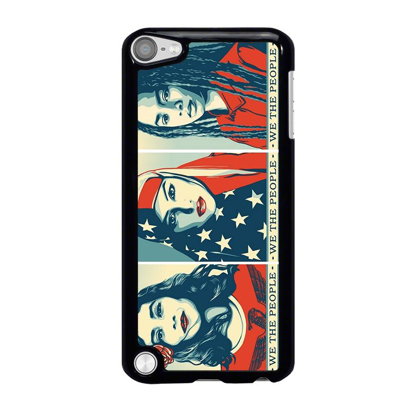 the latest a4c57 ef923 WE THE PEOPLE iPod Touch 5 Case Cover - Favocase