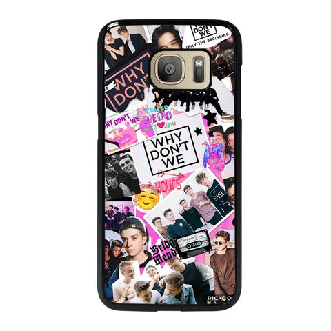 WHY DON'T WE COLLAGE-samsung-galaxy-S7-case-cover