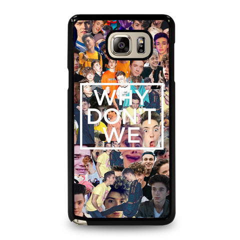 WHY DON'T WE COLLAGE 2-samsung-galaxy-note-5-case-cover