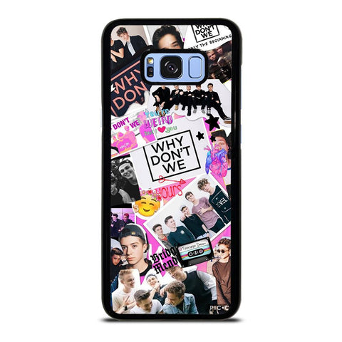 WHY DON'T WE COLLAGE-samsung-galaxy-S8-plus-case-cover