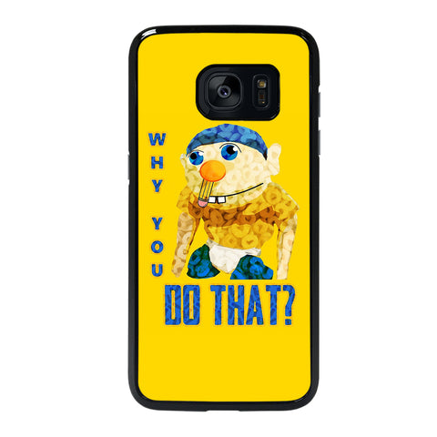WHY YOU DO THAT SML JEFFY-samsung-galaxy-#REF!-edge-case-cover