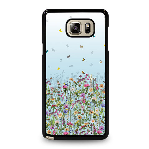 WILDFLOWER-samsung-galaxy-note-5-case-cover