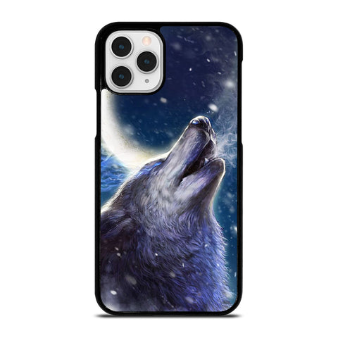 WILD WOLF-iphone-11-pro-case-cover