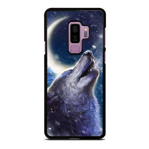 WILD WOLF Samsung Galaxy S9 Plus Case Cover