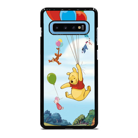 WINNIE THE POOH BALLOON Samsung Galaxy S4 S5 S6 S7 S8 S9 S10 S10e Edge Plus Note 4 5 8 9 Case Cover