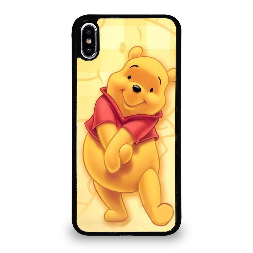free shipping dab14 f7d56 WINNIE THE POOH Disney iPhone XS Max Case Cover - Favocase