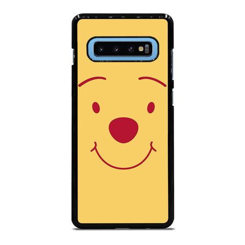 WINNIE THE POOH FACE Samsung Galaxy S4 S5 S6 S7 S8 S9 S10 S10e Edge Plus Note 4 5 8 9 Case Cover