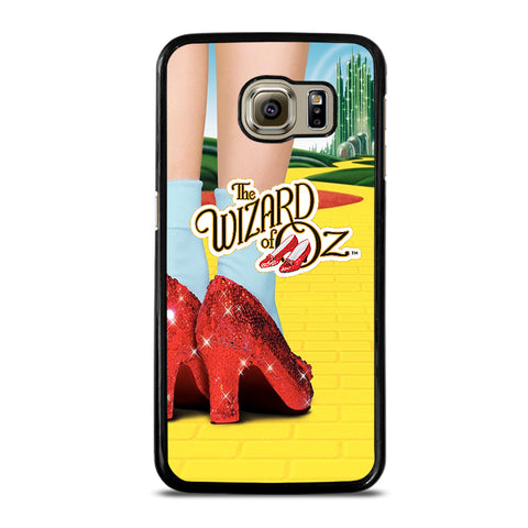 WIZARD OF OZ DOROTHY RED SLIPPERS-samsung-galaxy-S6-case-cover