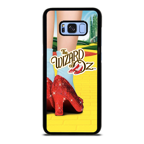 WIZARD OF OZ DOROTHY RED SLIPPERS-samsung-galaxy-S8-plus-case-cover