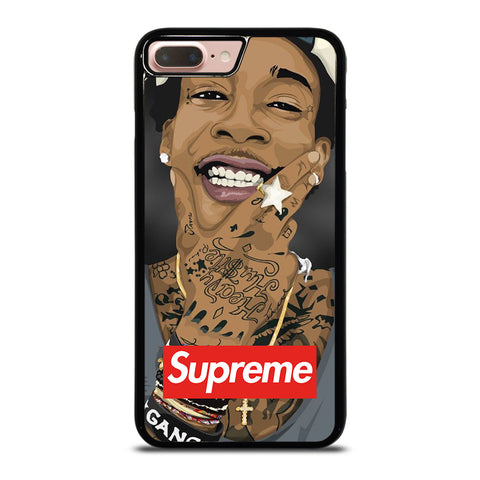 WIZ KHALIIFA X SUPREME-iphone-8-plus-case-cover