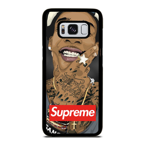 WIZ KHALIIFA X SUPREME-samsung-galaxy-S8-case-cover