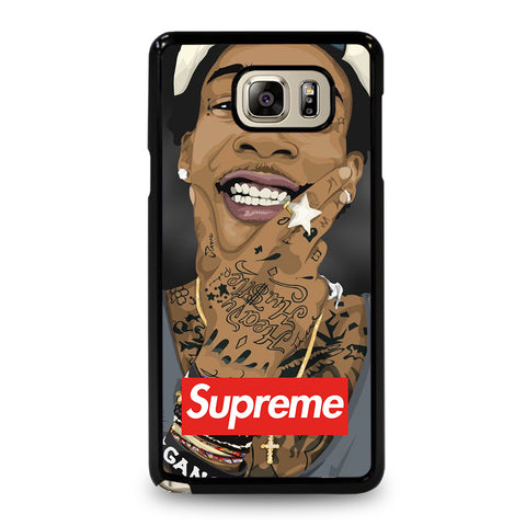 WIZ KHALIIFA X SUPREME-samsung-galaxy-note-5-case-cover