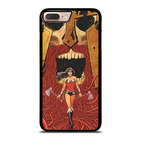 WONDER WOMAN CARTOON-iphone-8-plus-case-cover