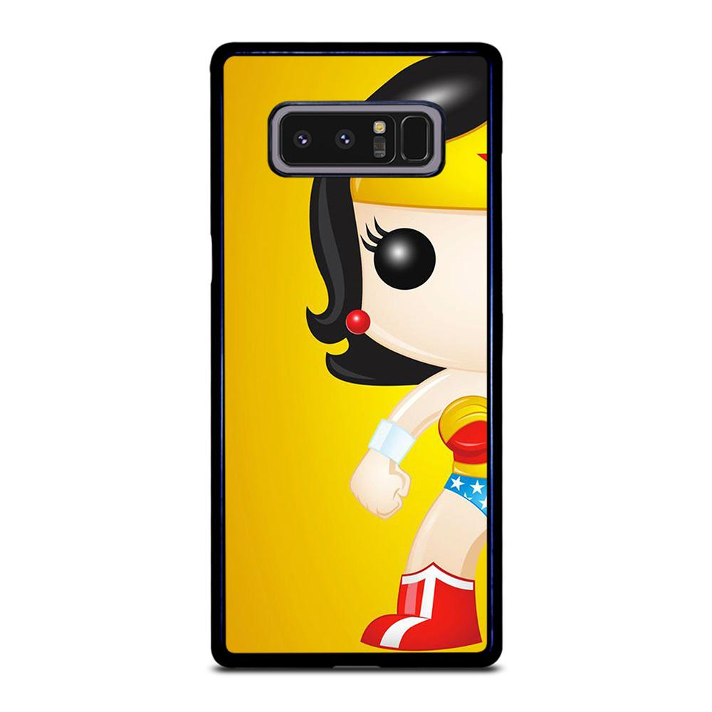 official photos 72b8c 34656 WONDER WOMAN KAWAII Samsung Galaxy Note 8 Case Cover - Favocase