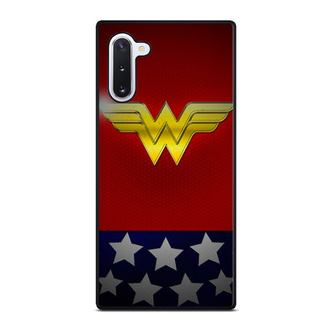 WONDER WOMAN LOGO 2-samsung-galaxy-note-10-case-cover