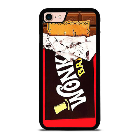 WONKA BAR GOLDEN TICKET-iphone-8-case-cover