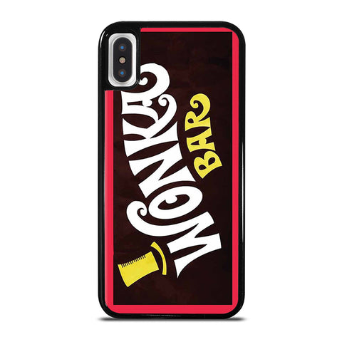 WONKA BAR iPhone X / XS Case - Best Custom Phone Cover Cool Personalized Design