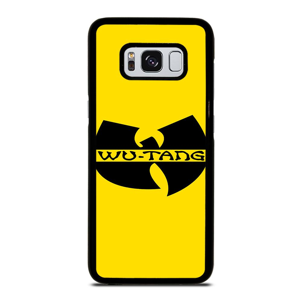 separation shoes 7ff81 4d271 WUTANG CLAN LOGO Samsung Galaxy S8 Case Cover - Favocase