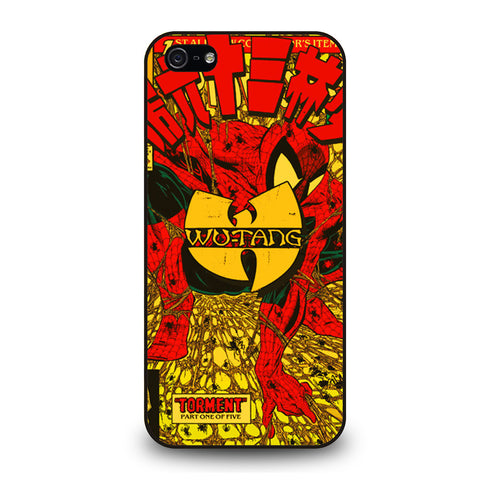 WUTANG CLAN SPIDER MAN iPhone 5 / 5S / SE Case Cover