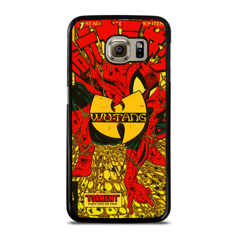 WUTANG CLAN SPIDER MAN Samsung Galaxy S6 Case Cover
