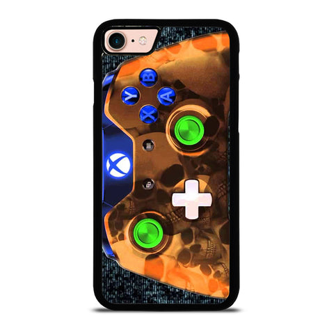 XBOX ONE CONTROLLER SKULL -iphone-8-case-cover