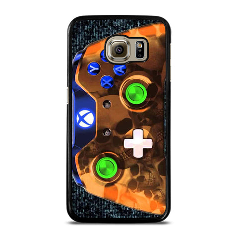 XBOX ONE CONTROLLER SKULL  Samsung Galaxy S6 Case Cover