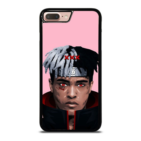 XXXTENTACION AKATSUKI NARUTO 2-iphone-8-plus-case-cover