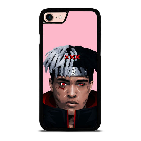 XXXTENTACION AKATSUKI NARUTO 2-iphone-8-case-cover
