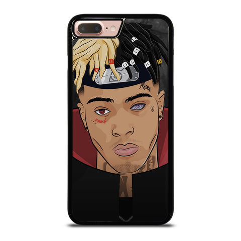 XXXTENTACION AKATSUKI NARUTO-iphone-8-plus-case-cover