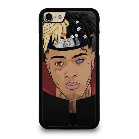 XXXTENTACION AKATSUKI NARUTO-iphone-7-case-cover