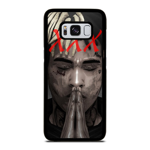 XXXTENTACION FACE-samsung-galaxy-S8-case-cover