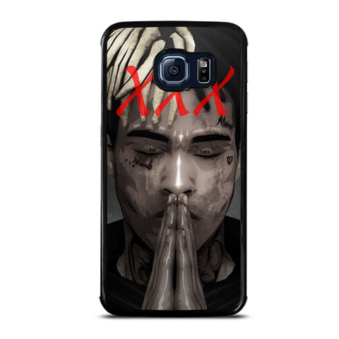 XXXTENTACION FACE-samsung-galaxy-S6-edge-case-cover