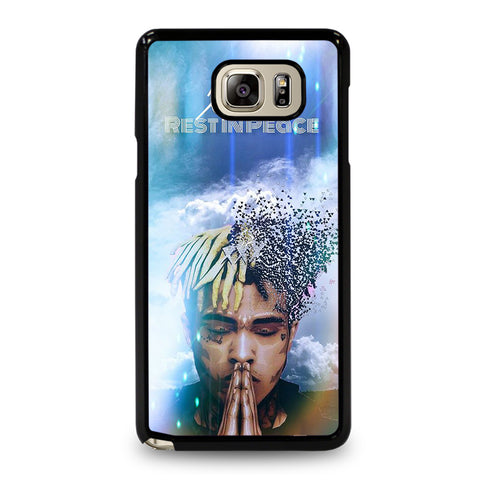 XXXTENTACION RIP-samsung-galaxy-note-5-case-cover